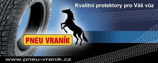 pneu vraník protektory slušovice